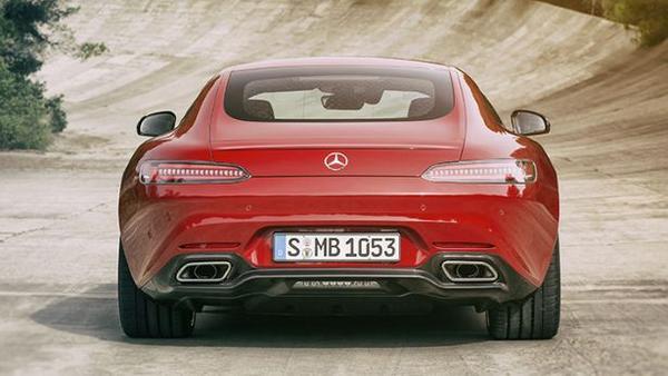 Listen Merc ear splitting AMG engine noise time | Top Gear