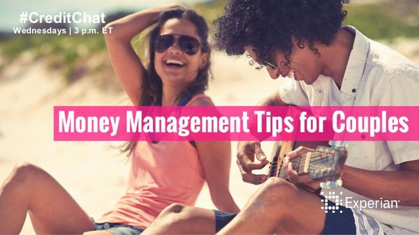 Money Management Tips for Committed Couples http://t.co/t7soG5Y6ZC via @Experian_US #creditchat http://t.co/BgYiI4nVtt