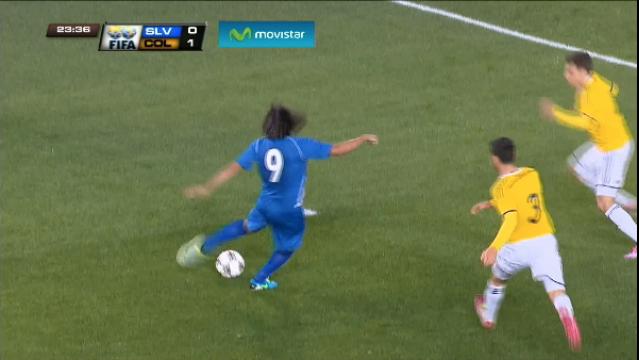 10-10-2014 - Amistoso El Salvador 0 Colombia 3. BzoC5NeIAAAldiC