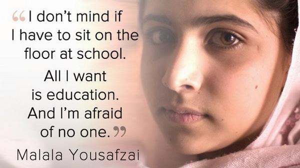 truly inspiring #MalalaYousafzai #NobelPeacePrize http://t.co/XnzbPZDK24