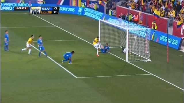 10-10-2014 - Amistoso El Salvador 0 Colombia 3. BzoMiAnIIAENSnM