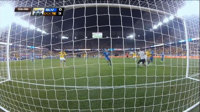 10-10-2014 - Amistoso El Salvador 0 Colombia 3. BzoNoFAIcAEbigE