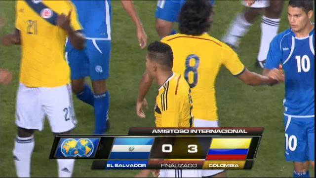10-10-2014 - Amistoso El Salvador 0 Colombia 3. BzoWIn6IYAAQmh4