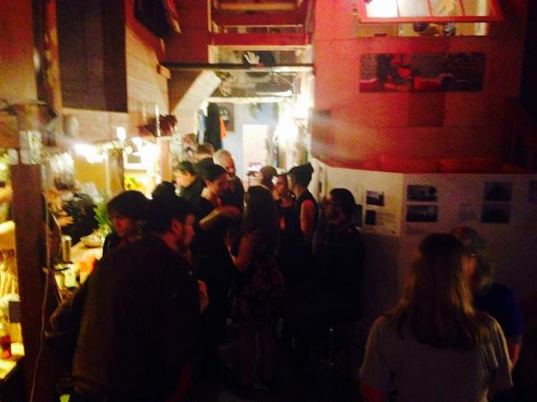 #DeathSalonSF opening night at @BodyAppropriate http://t.co/ld0Qr5u0y3