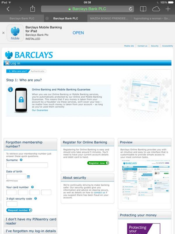 Barclays UK on Twitter: