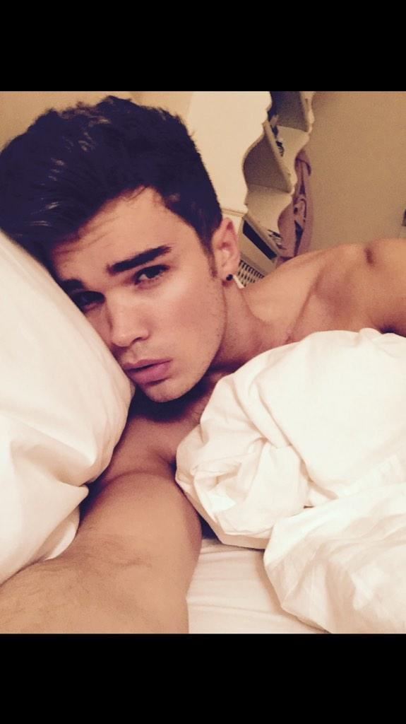 Dear Management.  Please don't ever make me leave my bed.  Yours sincerely, Joshua Thomas John Cuthbert http://t.co/SEy4Gfwom7
