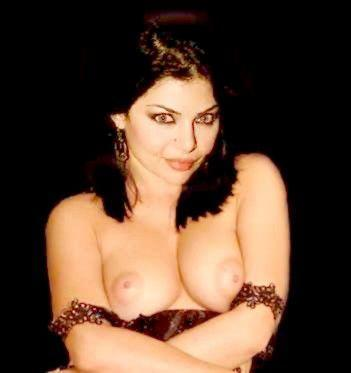 Pussy of haifa wahbi, black star gairl porno