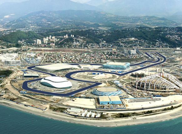 F1 GP Russia Qualifiche e Gara in Diretta TV Streaming Live Gratis