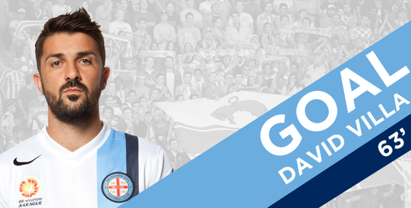 63' | Duff cuts back to @Guaje7Villa who cooly slots it into the bottom corner. All class. 1-1 #SYDvMCY http://t.co/caJSU9JltE