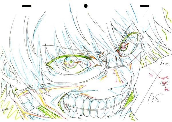 東京喰種2期決定しました!! 2015年1月放送スタートです!! まだ1期ご覧になってない方は 再放送もやっていますので是非!! 画像は本日イベントで公開された PVのカネキです!! byアニメ班 #tkg_anime #東京喰種