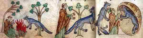 Gerald of Wales on the wolf curse via whit merule http://t.co/wqYrmvIUsg @BLMedieval http://t.co/M2xsqtTgbZ