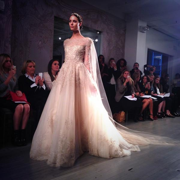 One of my faves from @M_Lhuillier #bridalmarket show! http://t.co/RQXqB5RLKU
