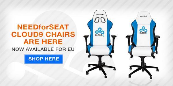 Cloud 9 gaming chair
