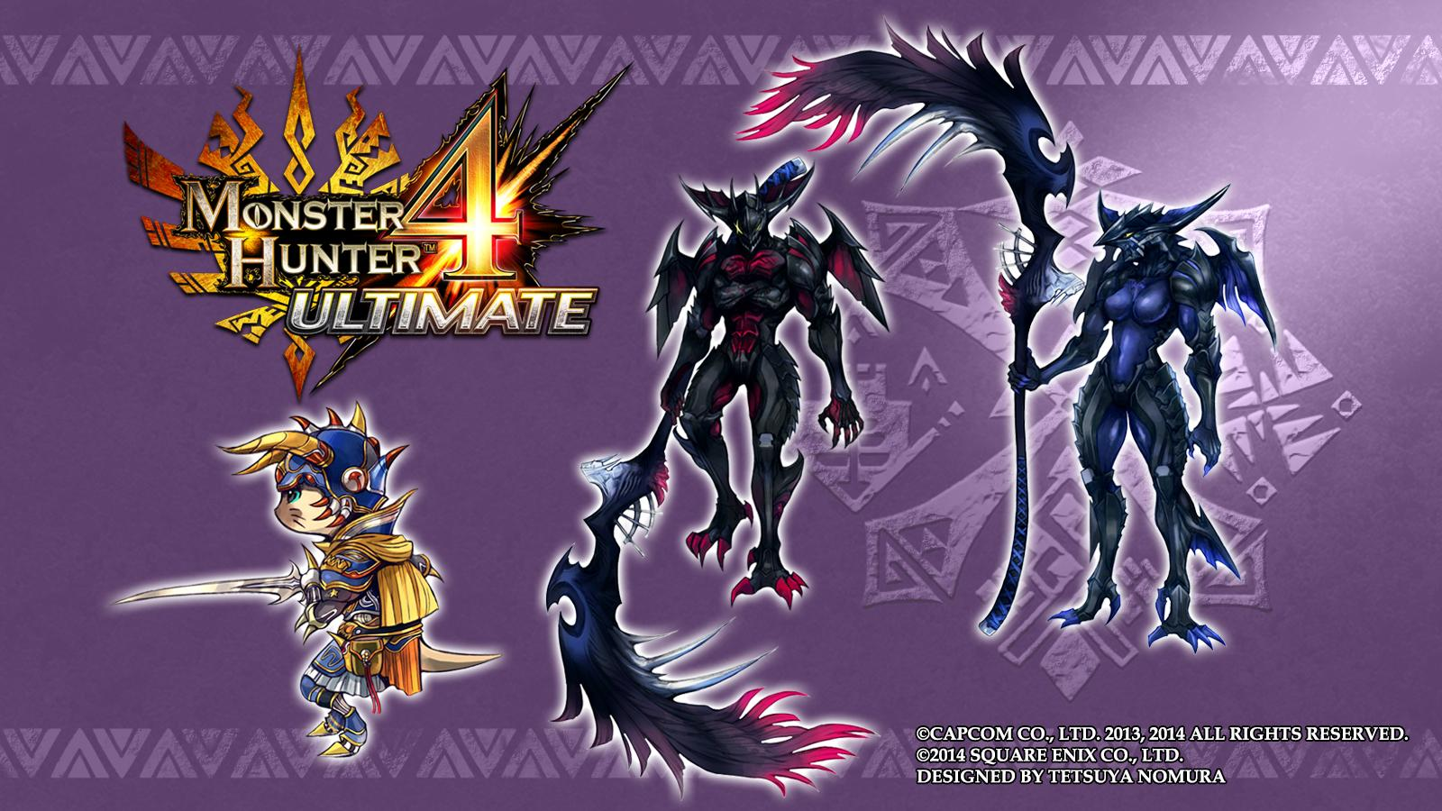 Monster Hunter 4 Ultimate 3DS Bzro6wGCEAAfvdP