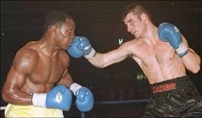 On this day 17 years ago I beat Chris Eubank for my first world title!!