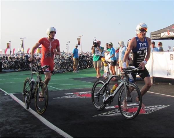 Uscita da T1 Pro Men Ironman Hawaii 2014