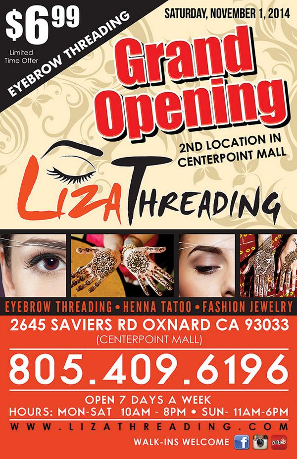 Lizathreading On Twitter Opening Soon Our 2nd Location At 2645