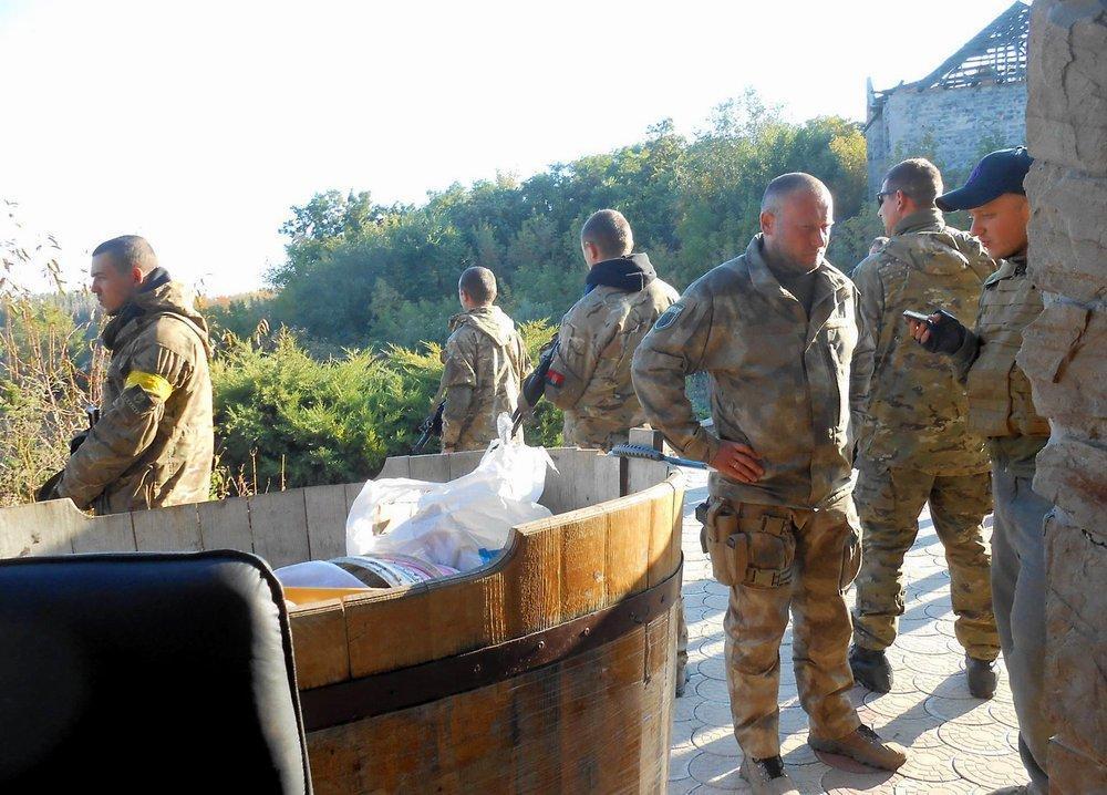 Стрельба в Донецке прекратилась, - мэрия - Цензор.НЕТ 8297
