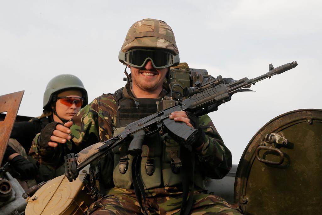Стрельба в Донецке прекратилась, - мэрия - Цензор.НЕТ 1329