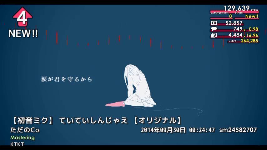 週刊VOCALOIDとUTAUランキング #366・308 [Vocaloid Weekly Ranking #366] BzuCG2YCUAAWbfv