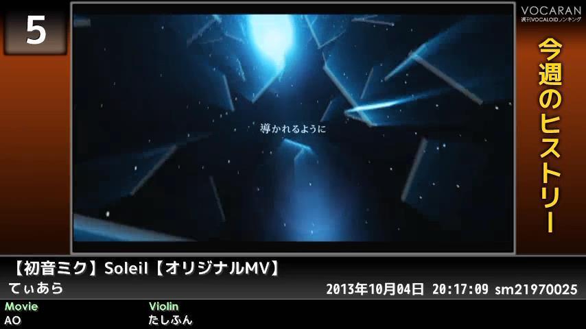 週刊VOCALOIDとUTAUランキング #366・308 [Vocaloid Weekly Ranking #366] BzuCj-kCQAAA6ev