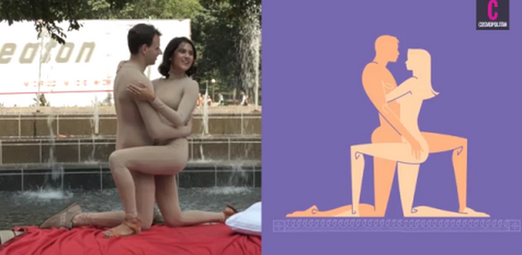 Sex Positions With Real Persons