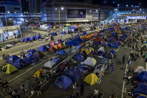 LIVE:  佔中現場 Occupy Central | अकुपाई सेन्ट्रल | Live Broadcast