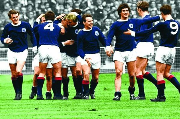 Jim Baxter was a dream on the pitch, a manager's nightmare off it http://t.co/8Z6RayIF9u http://t.co/bJPfIdExFI