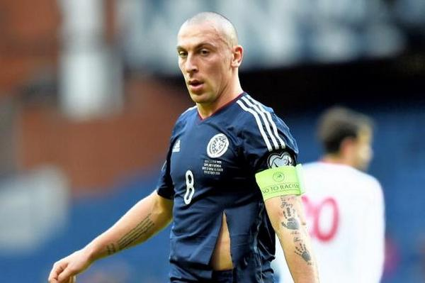 Scotland captain Scott Brown: That's the first time home fans have cheered me at Ibrox http://t.co/Rlz9qNQJOJ http://t.co/THqqK3NRqu