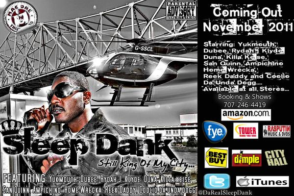 """@TreeChoppa: OUT NOW!! @DaRealSleepdank http://t.co/IrvbLVF5ny"" IN STORES & ITUNES"