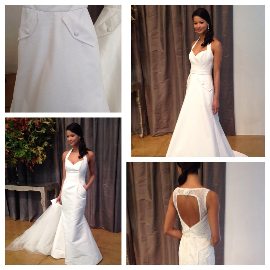 """Say Yes to the Dress on Twitter """"Fun pockets & buttons at"""