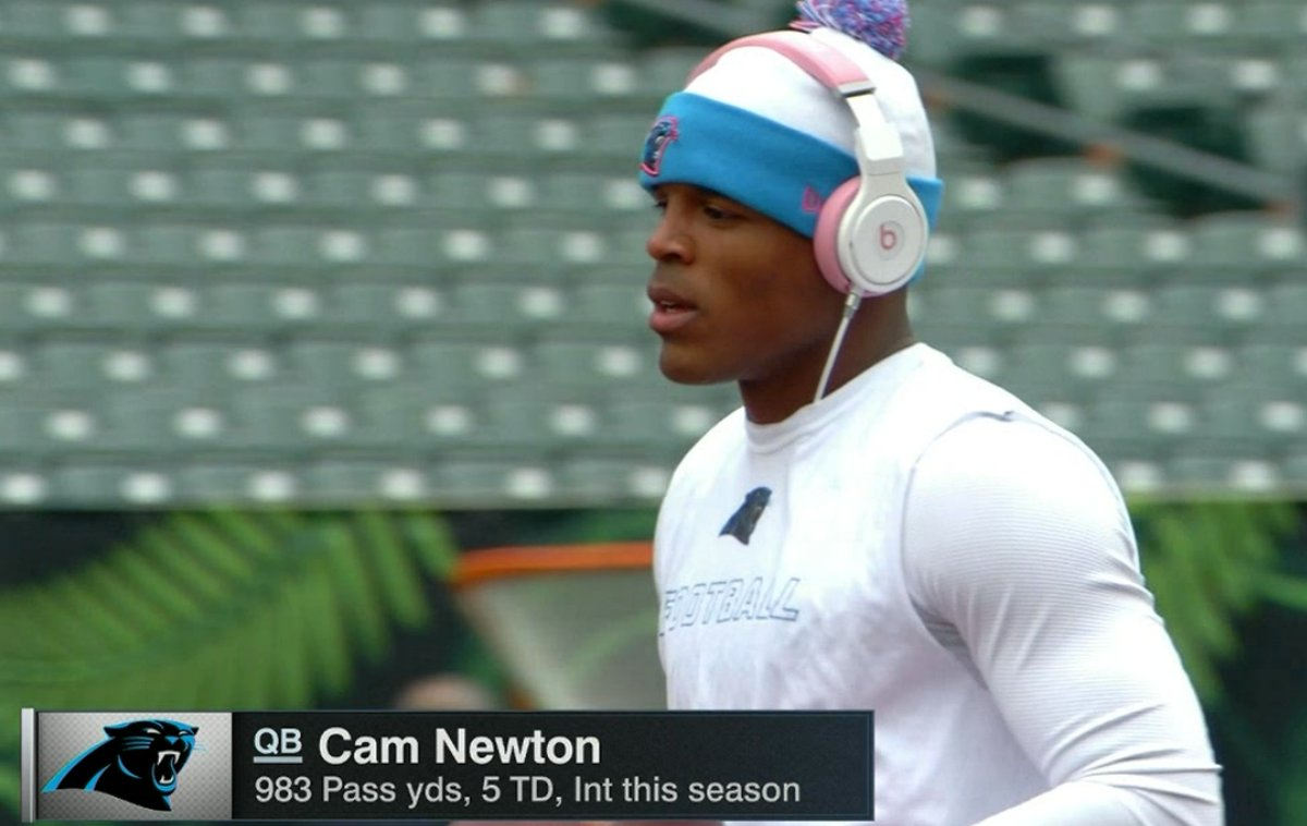 NFL Players Are Still Wearing Beats Headphones Despite Fines