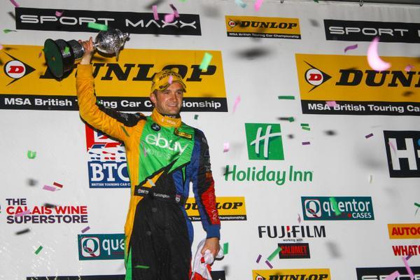 Colin Turkington - 2014 BTCC Champion http://t.co/XdJE2ZTNLi