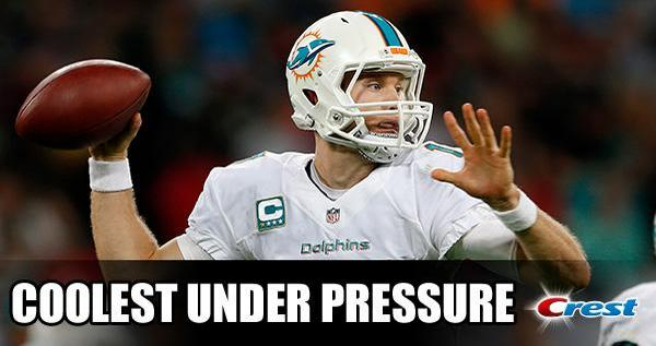 Way to turn things around @ryantannehill1 Let's do this!!! @Crest #BeatThePackers #PhinsUp!  #Ad http://t.co/ukiEFAAJFs