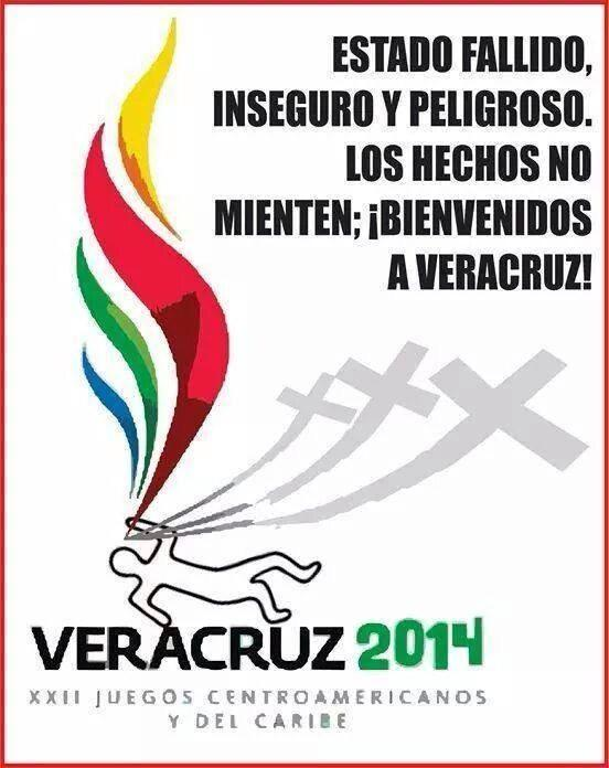 Les mando su logo de los JCC #Veracruzjodido #VeracruzSangriento http://t.co/Q97lDJq7c8