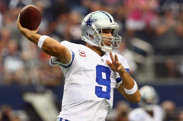 #Choker RT @SportsCenter: Since 2006, Tony Romo has led Cowboys on 26 game-winning drives, most in the NFL. http://t.co/2yUjc11vak