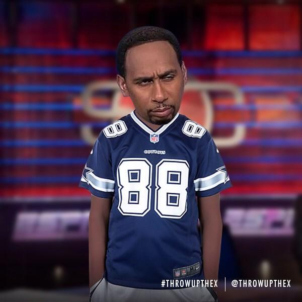 separation shoes 22b52 82363 stephen a smith dallas cowboys jersey