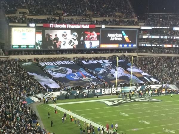 Time to show some Brotherly Love on #BlackSunday! http://t.co/K2Nqr2dreK