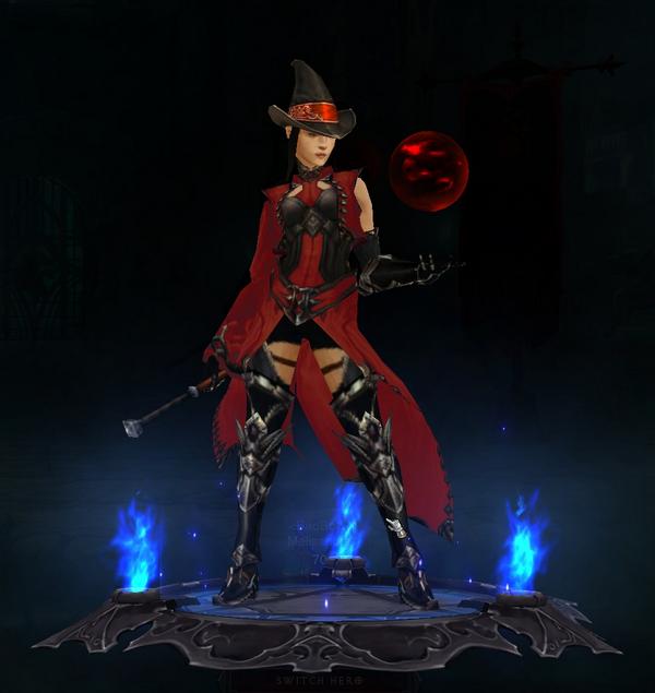 Diablo  Wizard Build