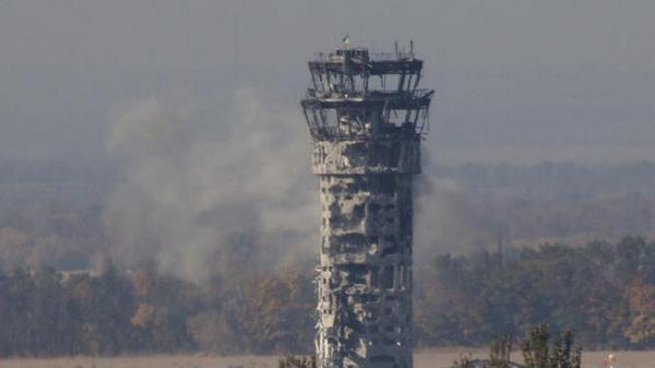 """""""Мы уже и сами поверили, что мы - киборги"""". - защитники донецкого аэропорта успешно отбивают массированные атаки боевиков - Цензор.НЕТ 9110"""
