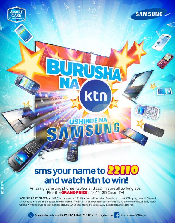 SMS TAB watch KTN WIN Samsung Phones Samsung Tabs amazing