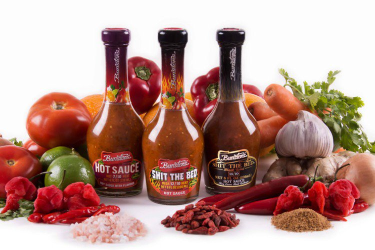 Bunsters Shit the Bed Hot Sauce Comes to the UK https://t.co/TMKgiwG8cJ @AussieHotSauces #foodanddrink https://t.co/wOdxksFAj2