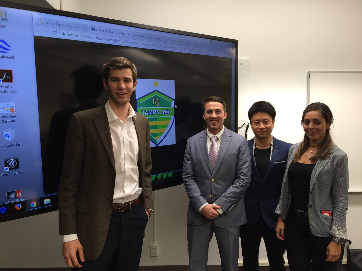 fantastic MLS expansion presentations from our Inv Analysis grad students  #MLS #NYUTISCHSPORTS 4 more groups https://t.co/ru6TuTlLST