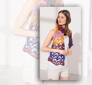 Neues aus dem #WollyBlog http://www.wollywood.de/blog/?p=2382 Mit schönen Tüchern durch den Sommer #wollywood @lanagrossa #tücher #diy #filati
