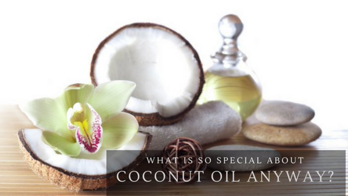 AfroDeity : What Is So Special About Coconut Oil Anyway?