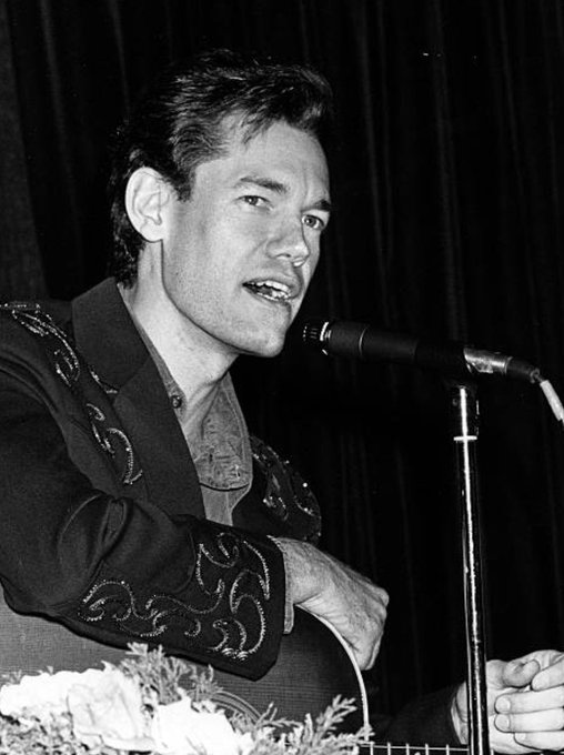 Happy Birthday, Randy Travis... *Born on this day in 1959*