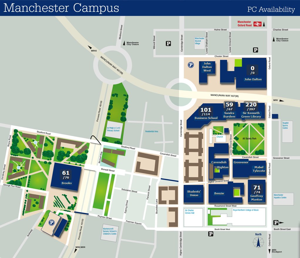 manchester metropolitan university campus map Manchester Met It On Twitter Use Our Campus Pc Finder To Save manchester metropolitan university campus map