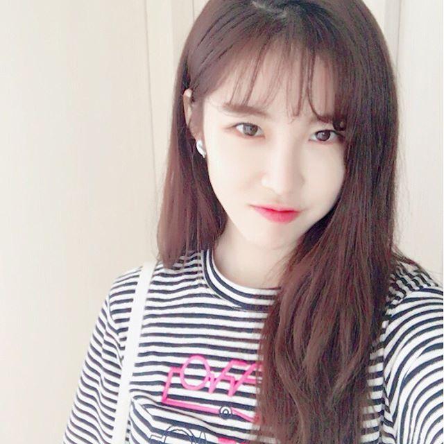 Hyoseong instagram