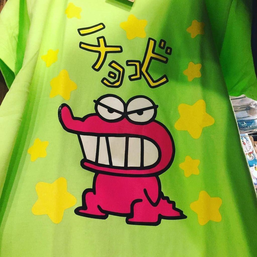 ハイカラ横丁 クレヨンしんちゃん ワニ山さん チョコビ http//ift.tt/2quVvCK  pic.twitter.com/7Bk0I6eB9O