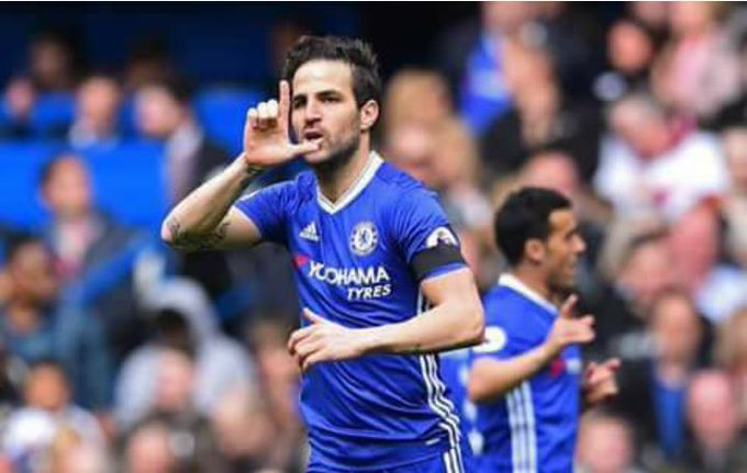 Happy birthday to my all time favorite playmaker. The midfield maestro Cesc Fabregas.
